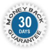 Guarantie 30 Day Money Back
